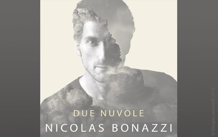 "NEW WORK – iTunes Cover ""Due Nuvole"""