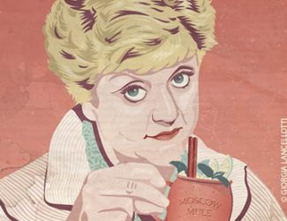 Jessica Fletcher on my mind