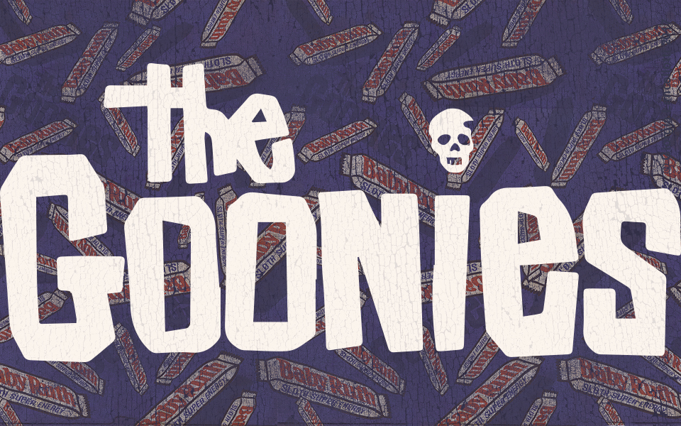 The Goonies Illustrations Giorgia Lancellotti_9