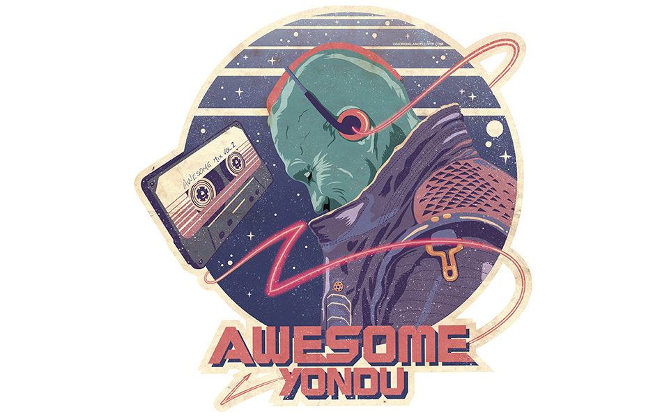 Guardian of the Galaxy Yondu